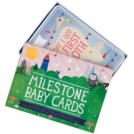 MILESTONE CARDS  |  Baby Cards