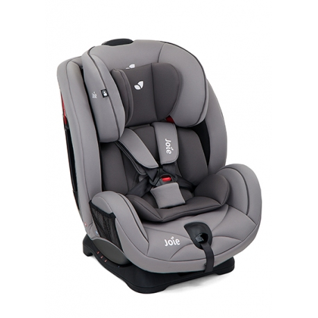 JOIE | Cadeira Auto Stages™ Grupo 0+/1/2 Gray Flannel