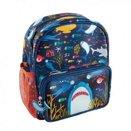 FLOSS & ROCK | Mochila Deep Sea