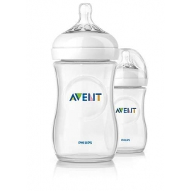 AVENT | Natural - Biberão 260 ml (2un.)