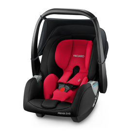RECARO | Cadeira Auto PRIVIA EVO Grupo 0+ Racing Red
