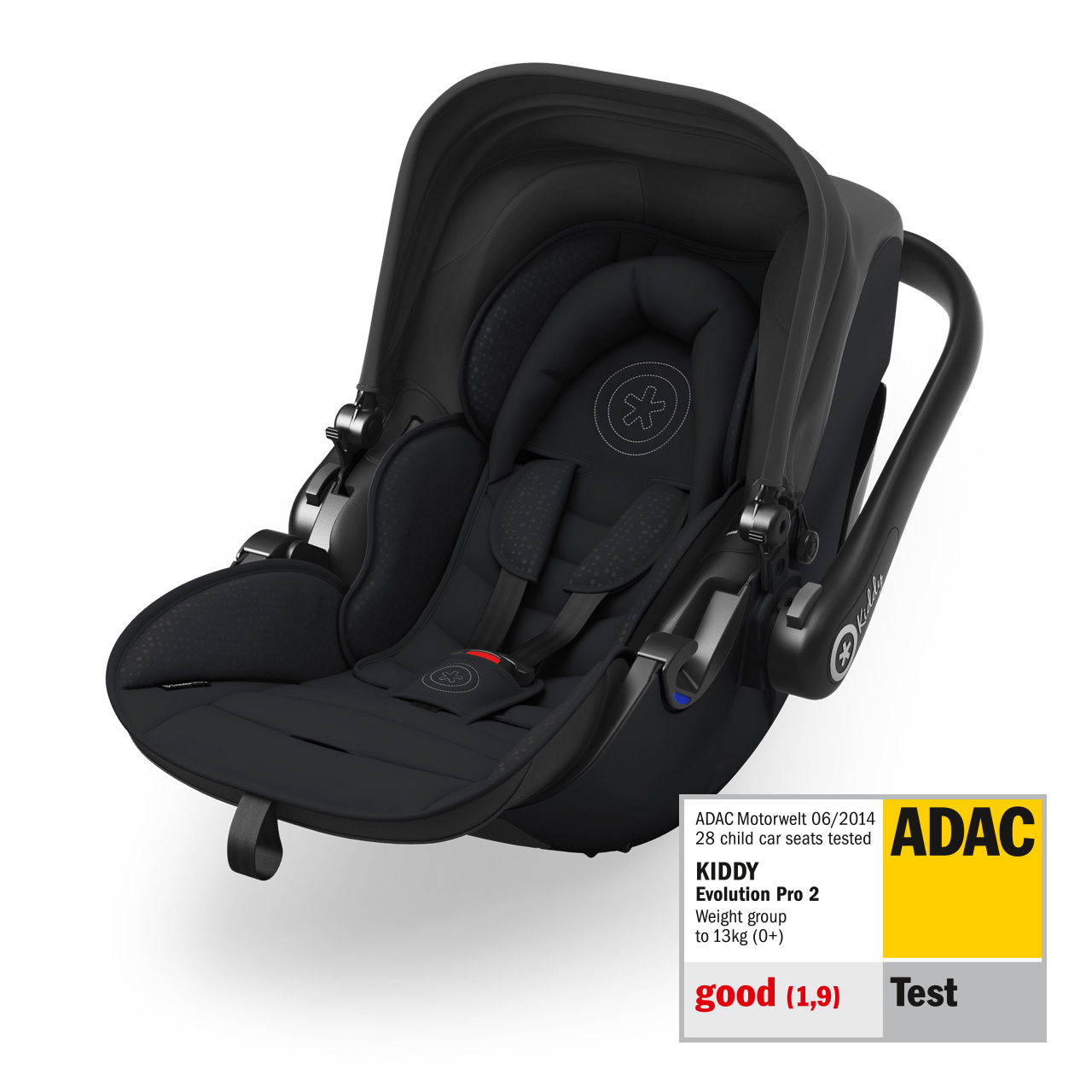 Kiddy Evolution Pro 2 Adac